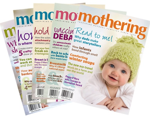mothering-magazines