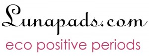 Lunapads Logo