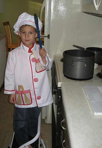 kael cooking