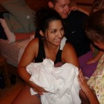 Wordless Wednesday: Natural Birth