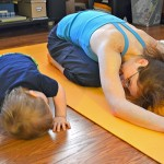 Yoga, Baby! (A Pictorial Tutorial)
