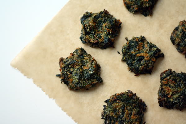 Spinach Rounds