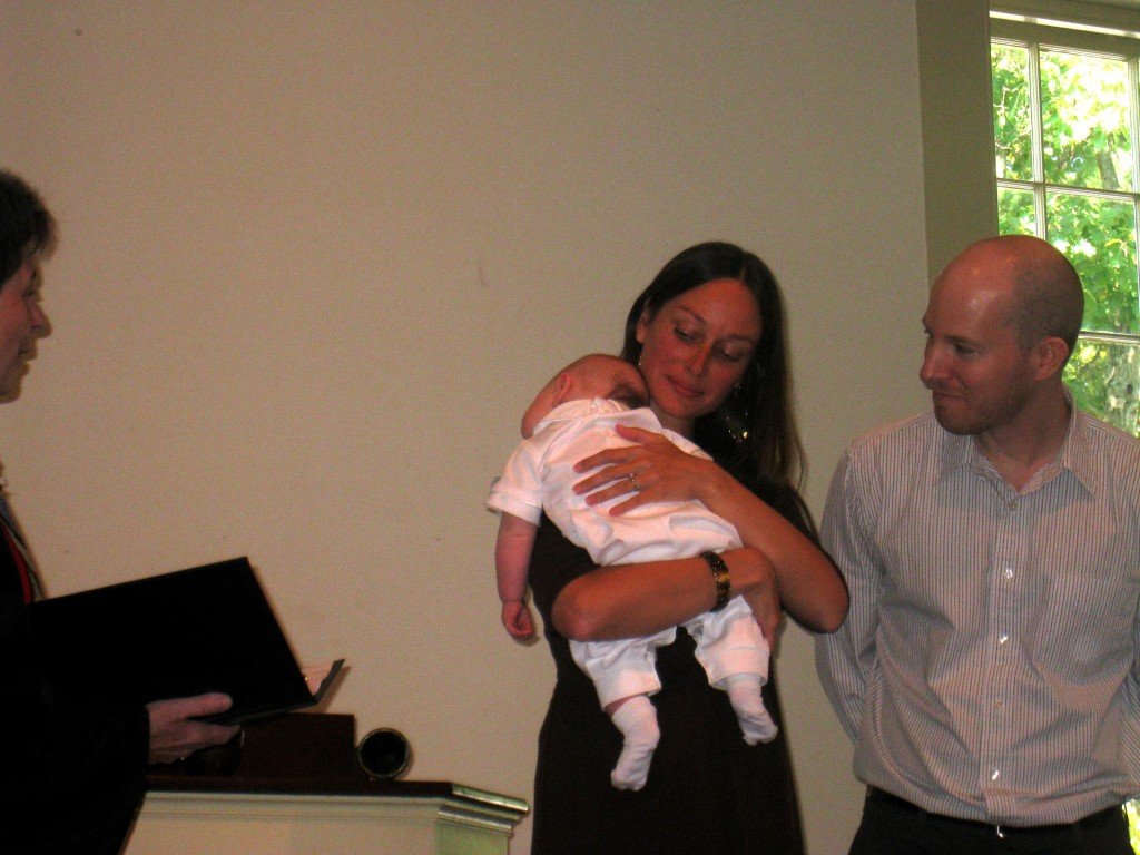 Infant Dedication