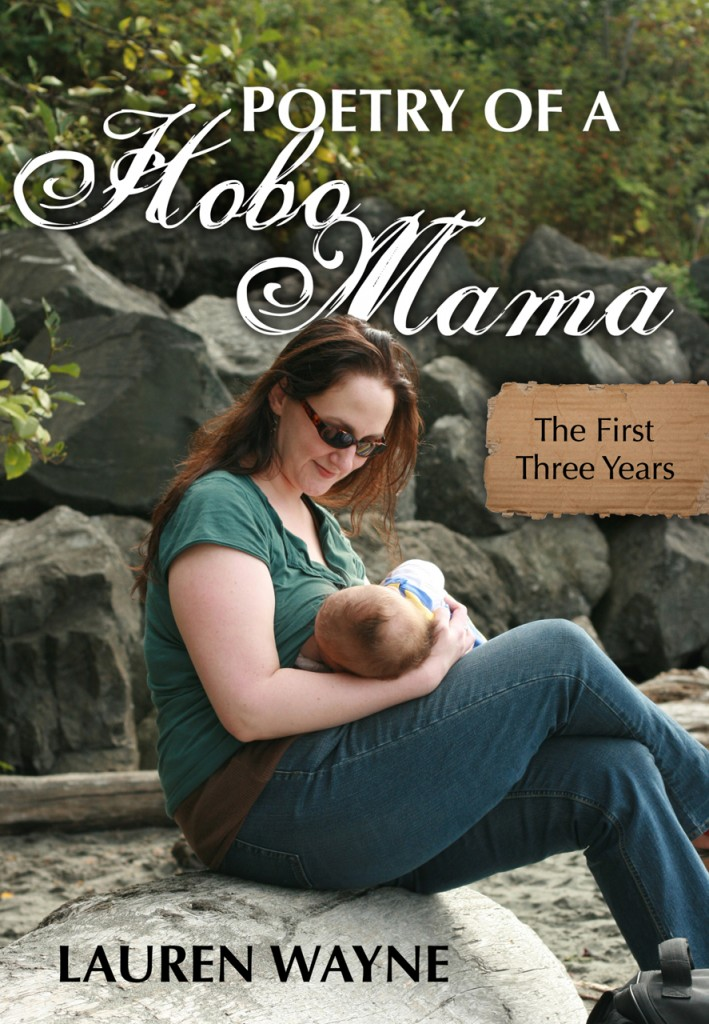 Poetry of a Hobo Mama front cover