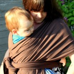 Giveaway: Baby K'Tan Baby Carrier $63 ARV {7.24; US} CLOSED