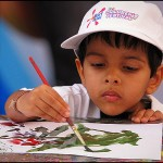 Being Inspired: Art with the School-Aged Child