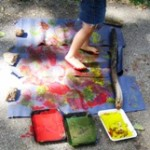 Preschool Art: Imagination Rules