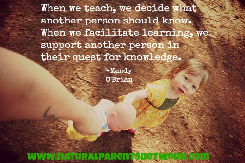 Life Learning at Natural Parents Network