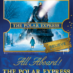 Our Own Polar Express Party