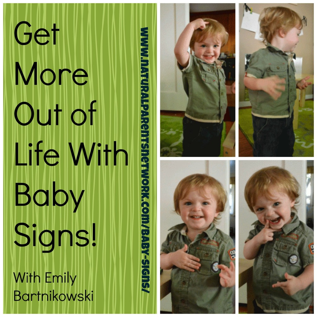 Get More Out of Life with Baby Signs