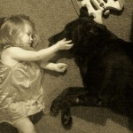 Wordless Wednesday: Kids and Pets