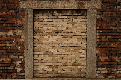 brick wall