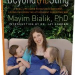 Giveaway: Beyond the Sling by Mayim Bialik – $17 ARV {5.5; WORLDWIDE} CLOSED