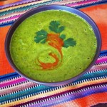 Cilantro Livity Soup