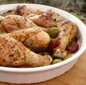 baked-chicken-legs-olives-apricots-300