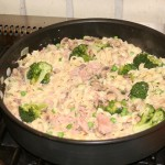 The Feeding Doctor's Tuna Noodle Casserole…ONE PAN!