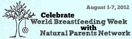 celebrate world breastfeeding week on npn