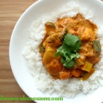Simple Chicken and Vegetable Curry Recipe