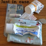 Inside our Just in Case Kits