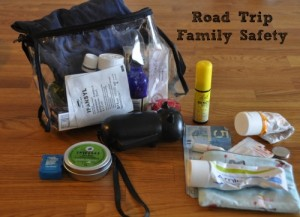 roadtrip emergency kit diy