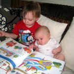 Wordless Wednesday: Story Time
