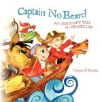 Giveaway: Captain No Beard ~ 10 Winners, $10 ARV CLOSED