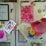 Wordless Wednesday: Refrigerator Art