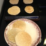 Oatmeal Pancake Recipe – Egg, Wheat, Dairy Free