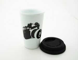 LENNYMUD camera travel mug