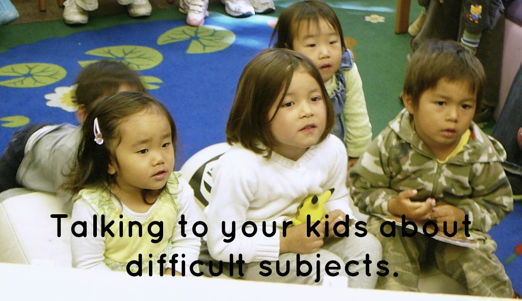 Talking to kids - A Pinterest Collection
