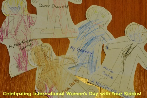 Celebrating International Women's Day: Puppets