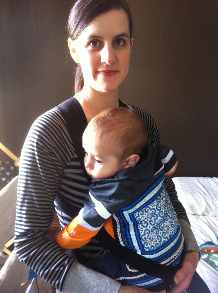 Hmong Baby Carrier: Natural Parents Network