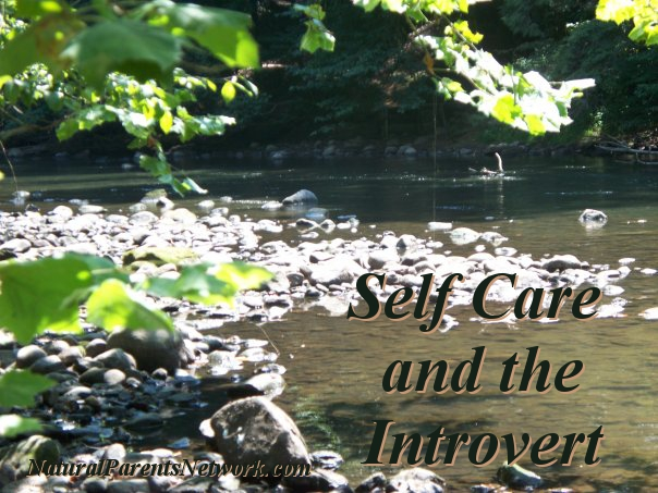 Self Care and the Introvert
