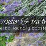 Lavender & Tea Tree Herbal Laundry Booster