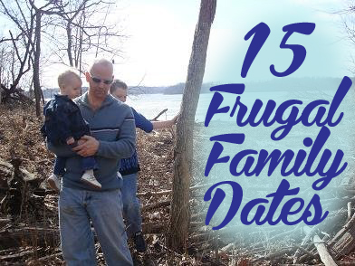 15 frugal family dates