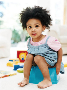 Summer Potty Learning 7 Tips at Natural Parents Network