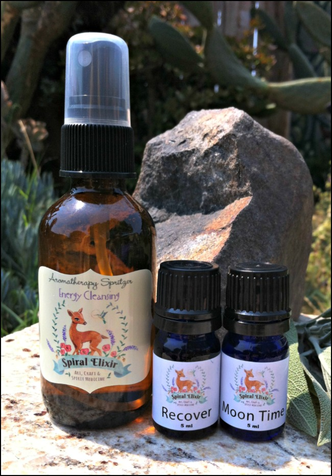 Spiral Elixir GiveAway at Natural Parenting Network