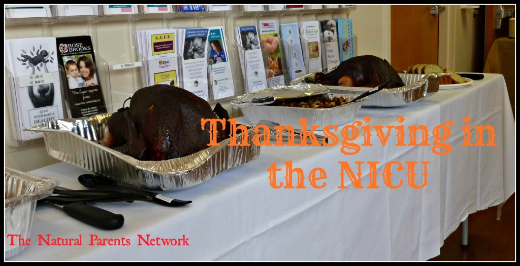 Thanksgiving in the NICU