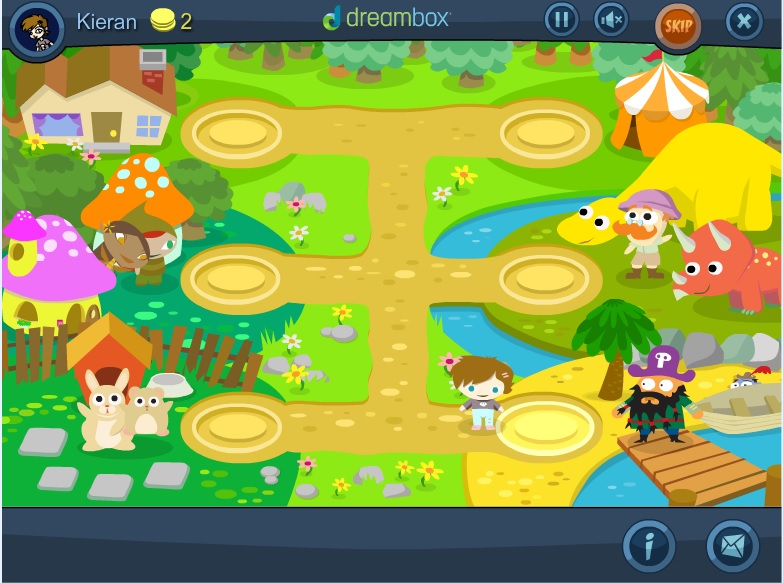 Dreambox Screenshot