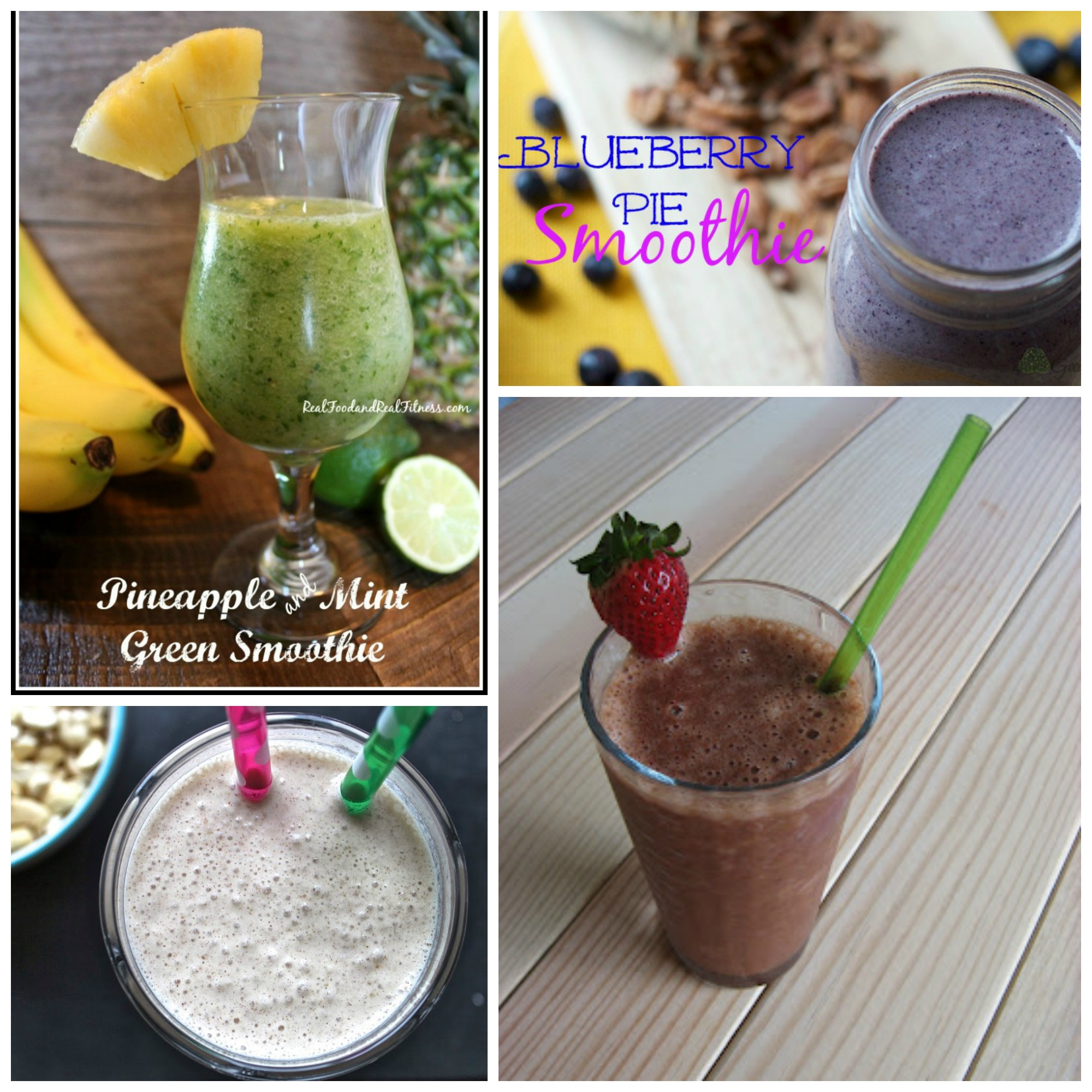 37 Smoothies, Slushies, and Shakes To Make and Share: NaturalParentsNetwork.com