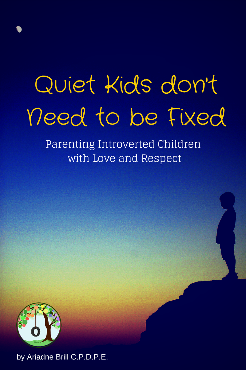 parenting introverted child