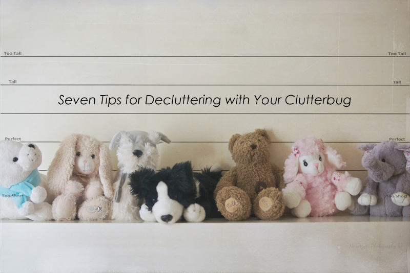 Seven Tips for Decluttering