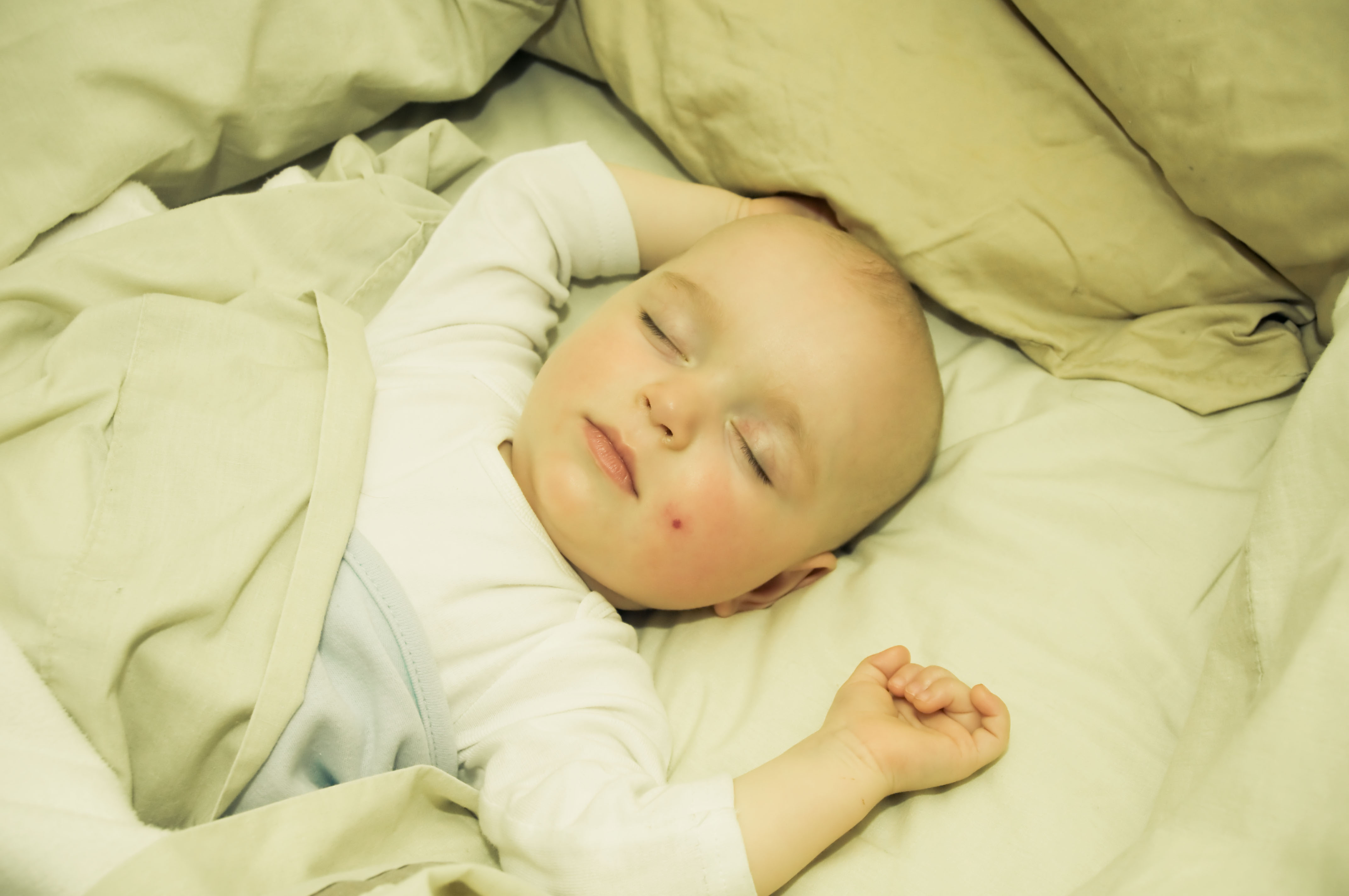 Bed-Sharing Options with a Toddler | Natural Parents Network