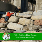 benefits of letting child play outdoors